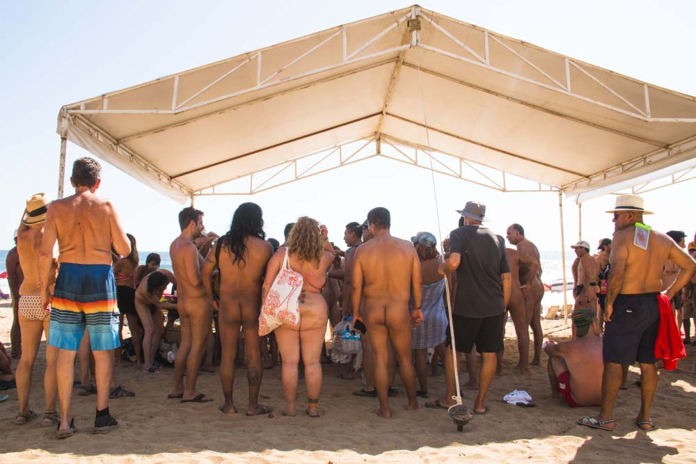 Zipolite Nudist Festival