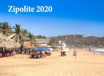 Zipolite Beach 2020