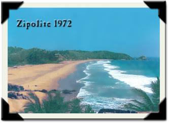 Zipolite Beach 1972