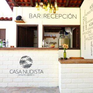 Casa Nudista Zipolite Mexico